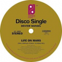 Dexter Wansel - Life On Mars (Paul Simpson Funkin' On Mars Mix) RSD 2019
